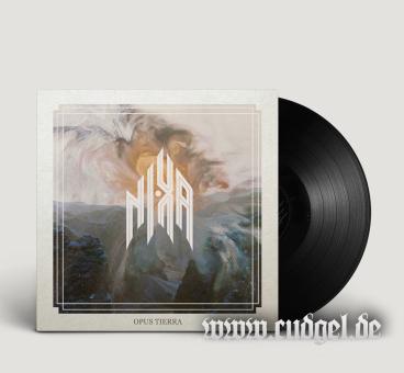 NIXA - opus tierra LP black