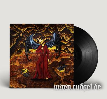LIGFAERD - den ildrode konge LP