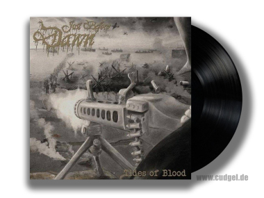 JUST BEFORE DAWN - tides of blood LP