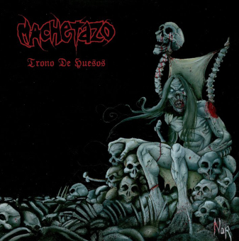 MACHETAZO - trono de huesos CD