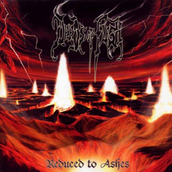 DEEDS OF FLESH - reduced to ashes CD