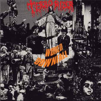 TERRORIZER - world downfall CD