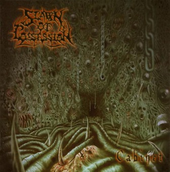 SPAWN OF POSSESSION - cabinet CD