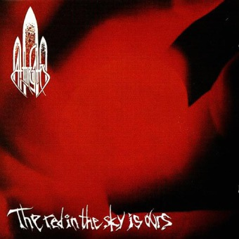 AT THE GATES - the red in the sky is ours CD