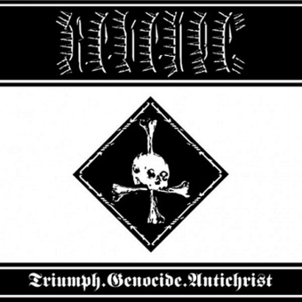 REVENGE - triumph.genocide.antichrist DigiCD