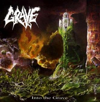 GRAVE - into the grave / tremendous pain CD