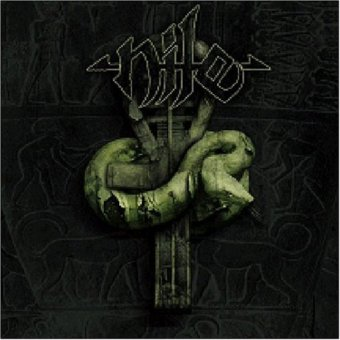 NILE - in their darkened shrines CD