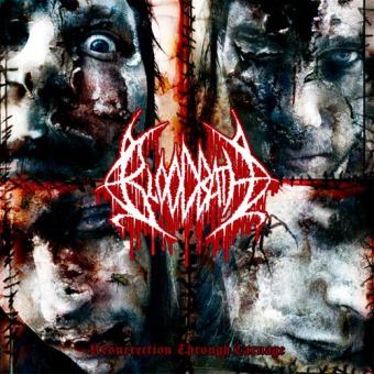BLOODBATH - resurrection through carnage CD