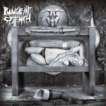PUNGENT STENCH - ampeauty CD