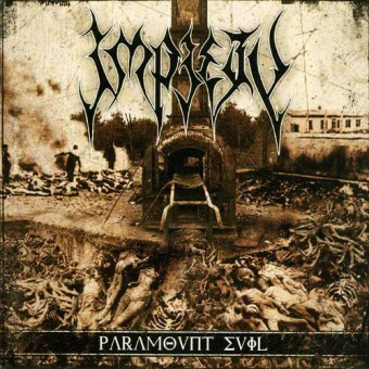 IMPIETY - paramount evil CD
