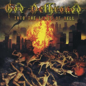 GOD DETHRONED - into the lungs of hell CD