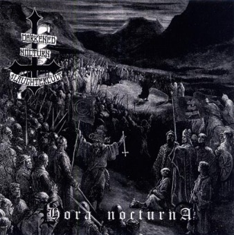 DARKENED NOCTURN SLAUGHTERCULT - hora nocturna CD