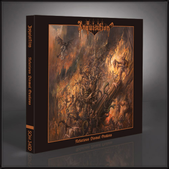 INQUISITION - nefarious dismal orations DigiCD