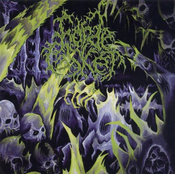 HORDE CASKET - landscape of cadavers CD