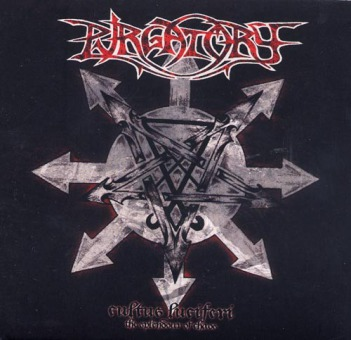PURGATORY - cultus luciferi - splendour of chaos Lim.DigiCD