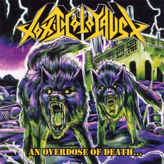 TOXIC HOLOCAUST - an overdose of death CD