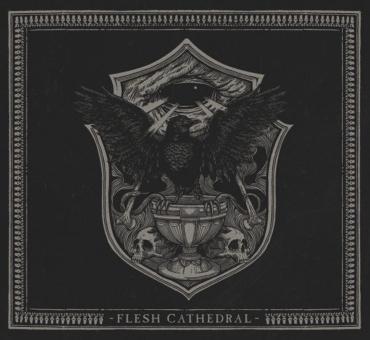 SVARTIDAUDI - flesh cathedral DigiCD