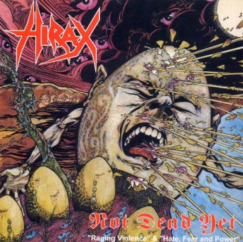 HIRAX - not dead yet CD