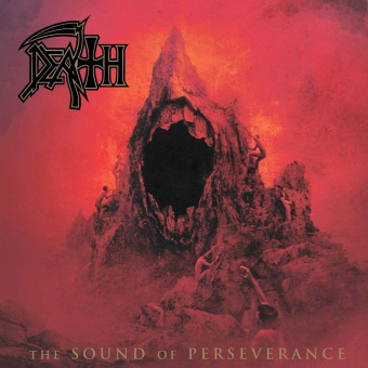 DEATH - the sound of perseverance DCD+Schuber