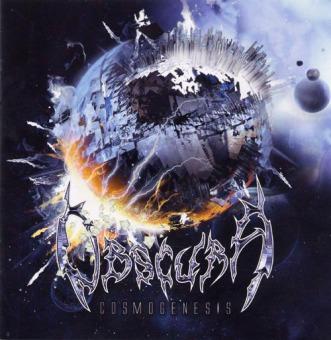 OBSCURA - cosmogenesis CD