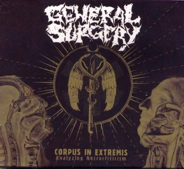 GENERAL SURGERY - corpus in extremis CD+Schuber