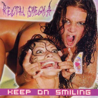 RECTAL SMEGMA - keep on smiling CD