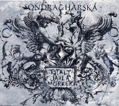 TOTALT JÄVLA MÖRKER - söndra och härska CD+Schuber