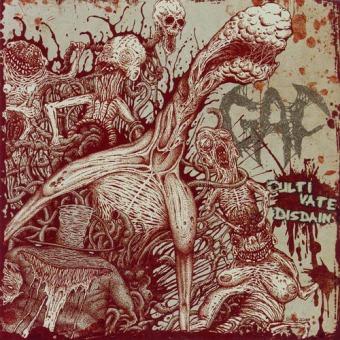 GAF - cultivate disdain CD