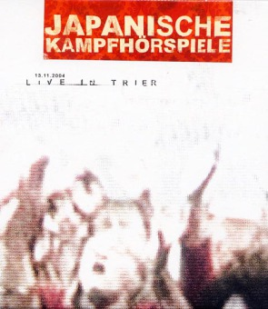 JAPANISCHE KAMPFHÖRSPIELE - live in trier DigiMCD