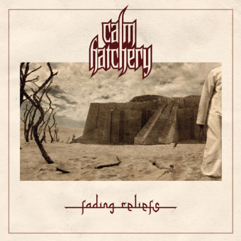 CALM HATCHERY - fading reliefs CD