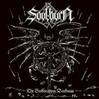 SOULBURN - the suffocating darkness CD+Schuber
