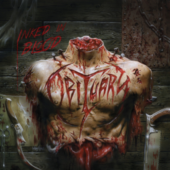 OBITUARY - inked in blood CD+Schuber