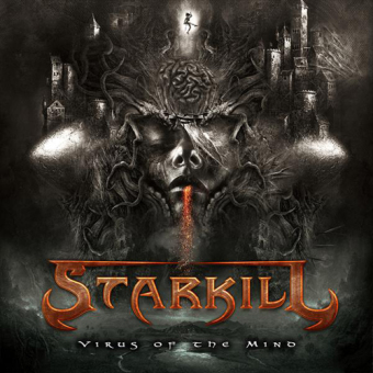 STARKILL - virus of the mind CD