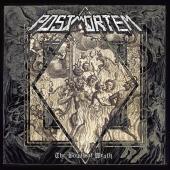 POSTMORTEM - the bowls of wrath CD