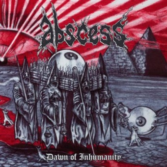 ABSCESS - dawn of inhumanity lim.DigiCD