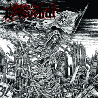 GRAVEHILL - death curse CD