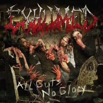 EXHUMED - all guts, no glory CD