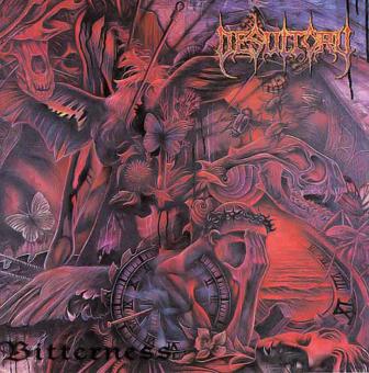 DESULTORY - bitterness CD