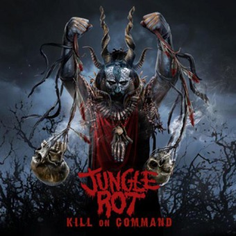 JUNGLE ROT - kill on command CD
