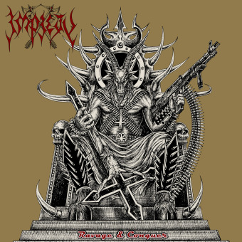 IMPIETY - ravage and conquer CD