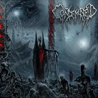 CONDEMNED - realms of the ungodly CD