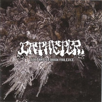 CATHETER - southwest doom violence CD