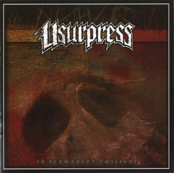 USURPRESS - in permanent twilight CD