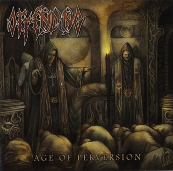 OFFENDING - age of perversion CD