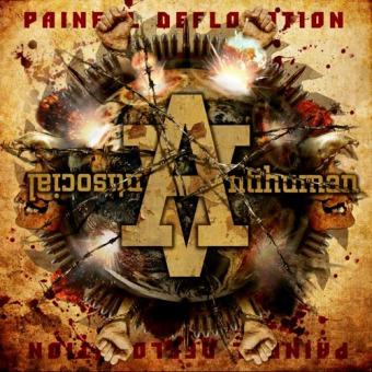 PAINFUL DEFLORATION - antihuman antisocial CD