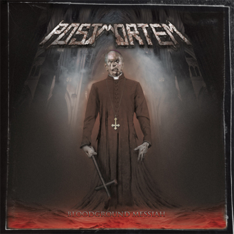 POSTMORTEM - bloodground messiah CD