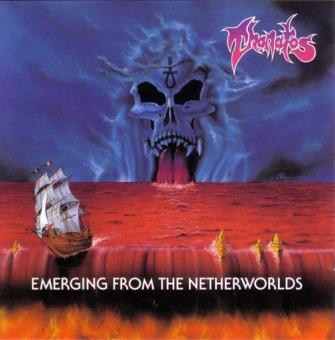 THANATOS - emerging from the netherworlds CD