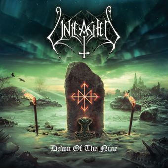 UNLEASHED - dawn of the nine CD