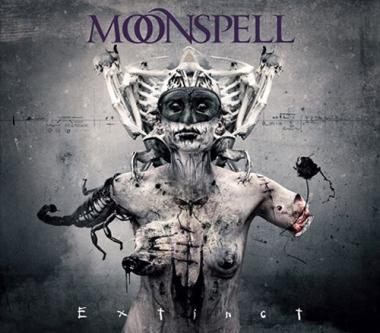 MOONSPELL - extinct DigiCD+DVD