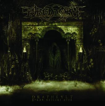 PURGATORY - deathkvlt grand ancient arts DigiCD